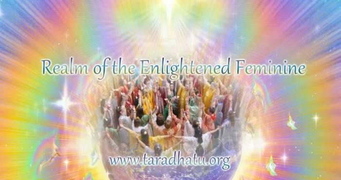 Realm of the Enlightened Feminine