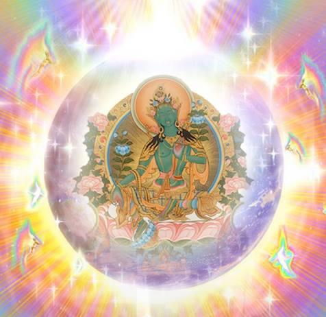 Tara Dhatu site