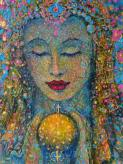 The Return of the Divine Feminine Artist Leigh J. McCloskey