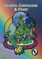 Tara 0 Wisdom Compassion Power